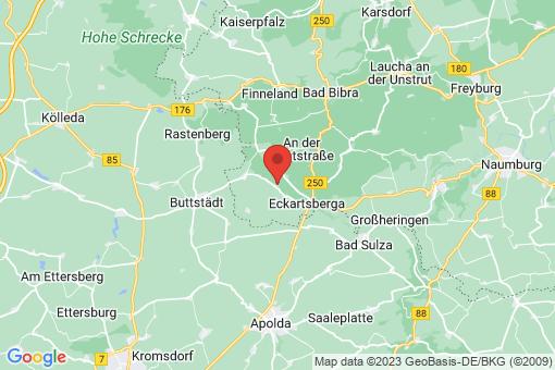 Karte Burgholzhausen
