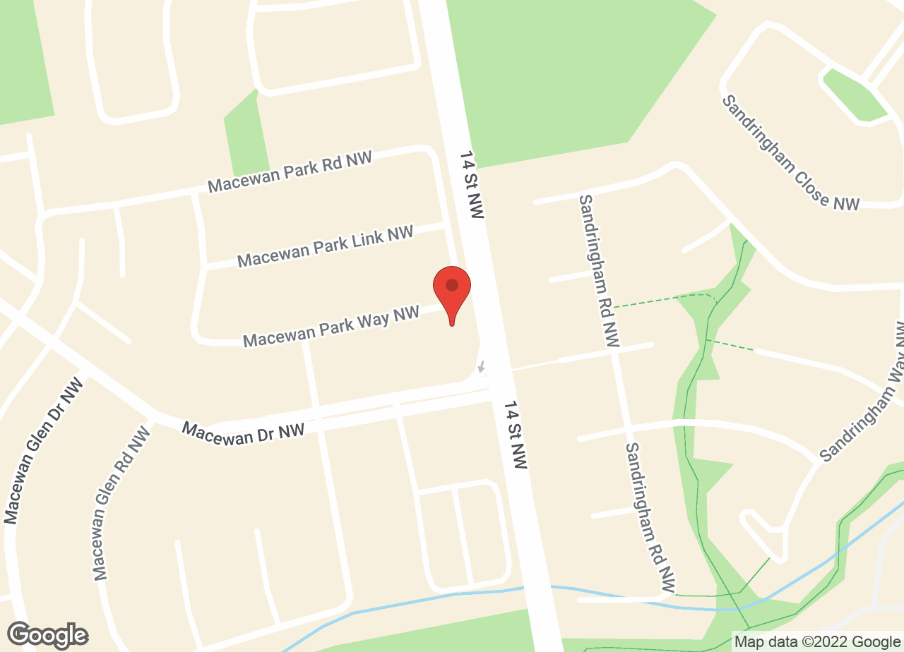 Google Map of MacEwan Animal Hospital