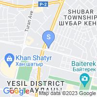 Location of Jumbaktas on map