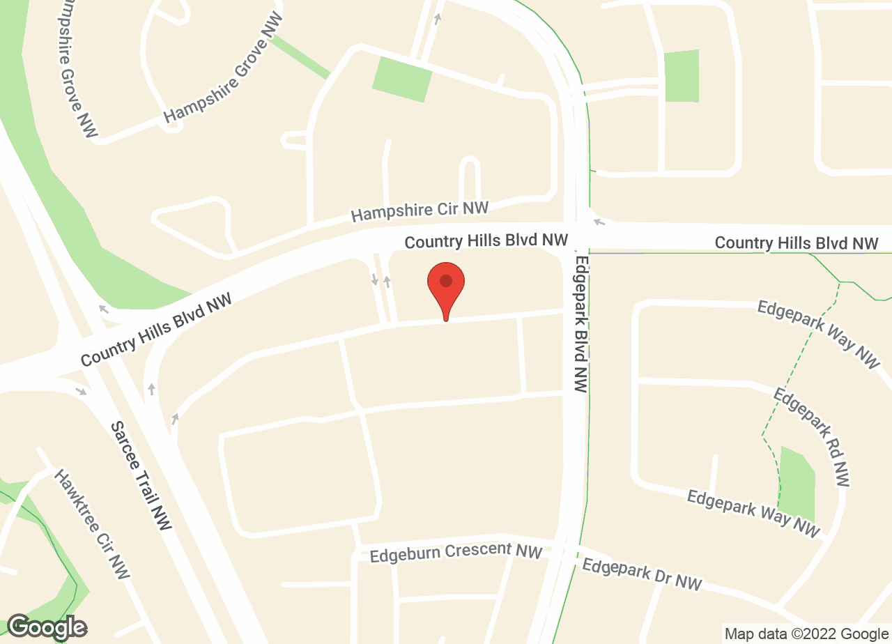 Google Map of Country Hills Animal Hospital