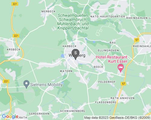 Google Karte von Schlüsseldienst Wegberg