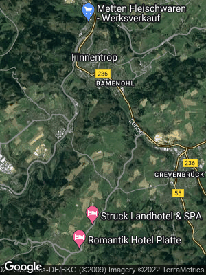 Google Map of Silbecke