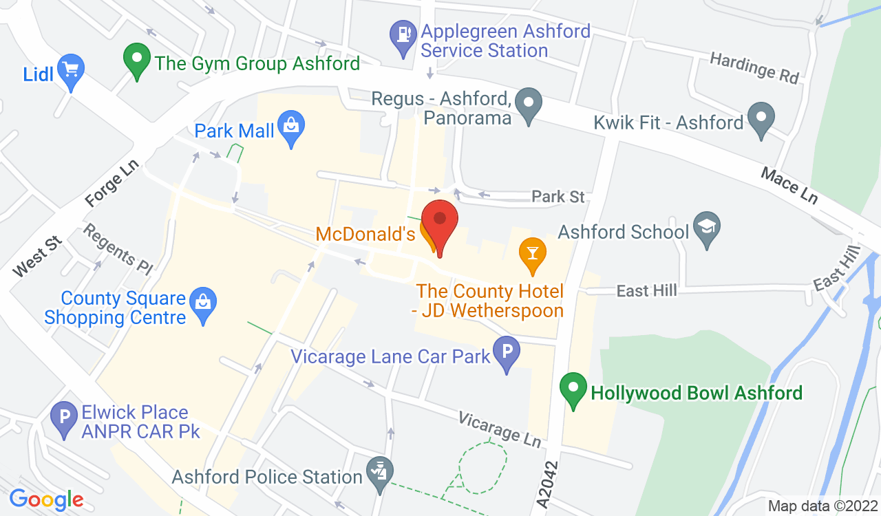 Google Map of Soundcraft HiFi, Ashford, UK