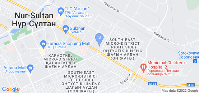 Location of Red Village on map