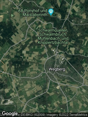 Google Map of Wegberg