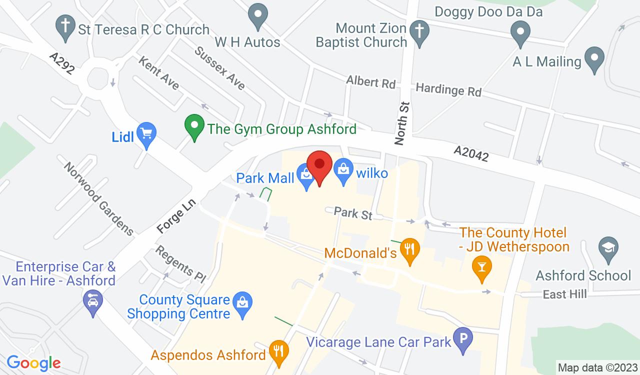 Google Map of Snap Jewellery, Ashford, UK