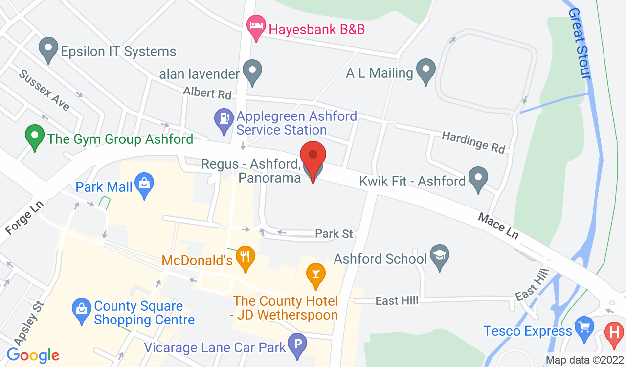 Google Map of John Murray Estate Agent, Ashford, UK