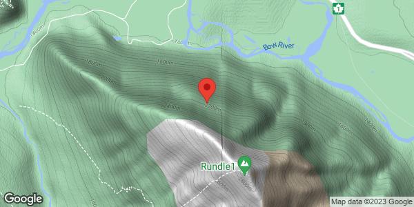 Mount Rundle - La Goutte