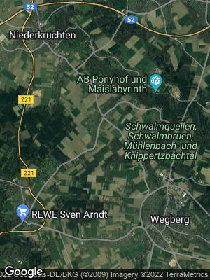 Google Map of Merbeck