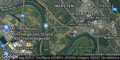 Google Map of Itter