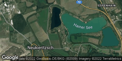 Google Map of Neukieritzsch