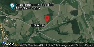 Google Map of Kitzscher