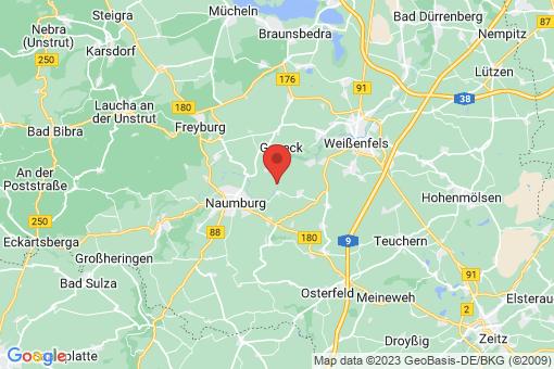 Karte Schönburg