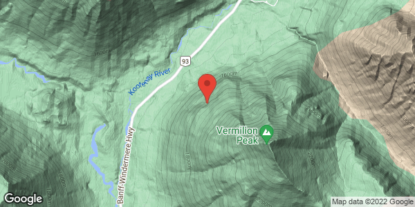 Na Size 3 - North Vermillion slide path