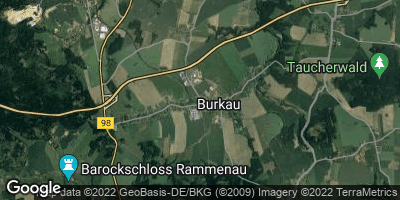 Google Map of Burkau
