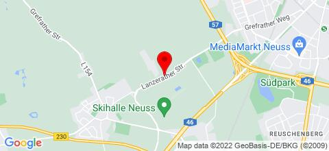 Google Map für Annas Gästezimmer