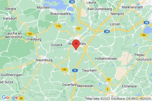 Karte Langendorf