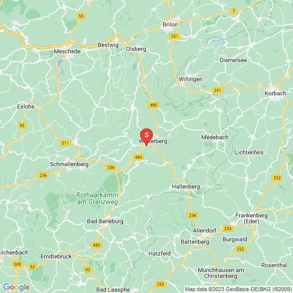 Sommerrodelbahn Winterberg