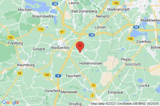 Karte Granschütz