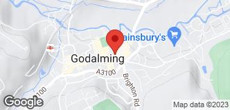 Halfords Godalming location
