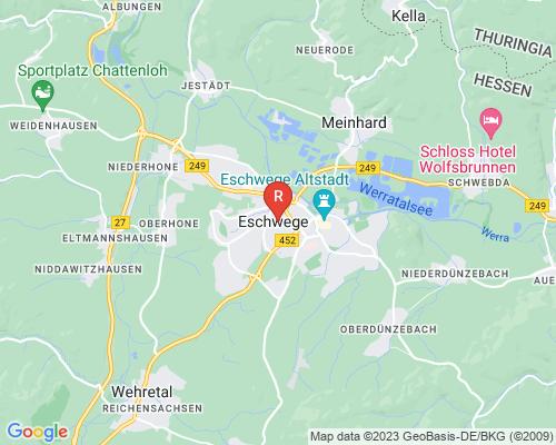 Google Karte von Rohrreinigung Eschwege