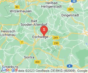Karte für Kletterwald Leuchtberg