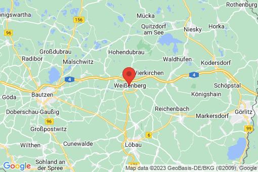 Karte Weißenberg