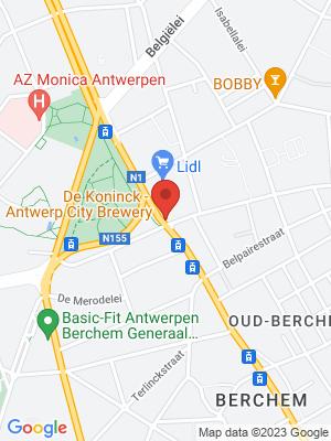 Mechelsesteenweg 291, 2018 Antwerpen