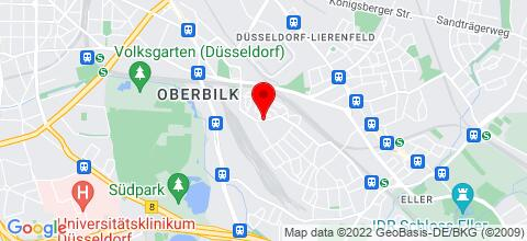 Google Map für Monteurwohnung möbiliert zentrumsnah 1-4 Pers.