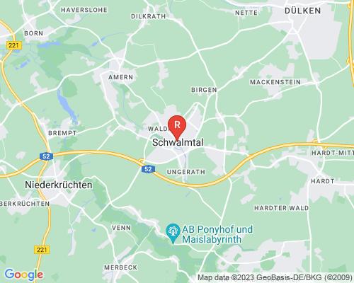 Google Karte von Rohrreinigung Schwalmtal