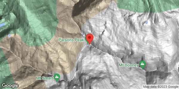 Parsons Peak via Asulkan