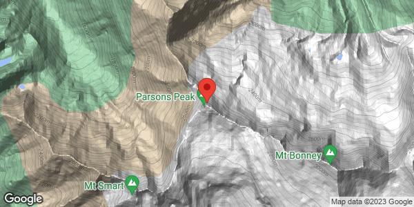 Parsons Peak NE Face