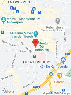 Lange Gasthuisstraat 33, 2000 Antwerpen