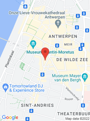 Nationalestraat 28, 2000 Antwerpen