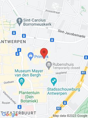 Meir 50, 2000 Antwerp