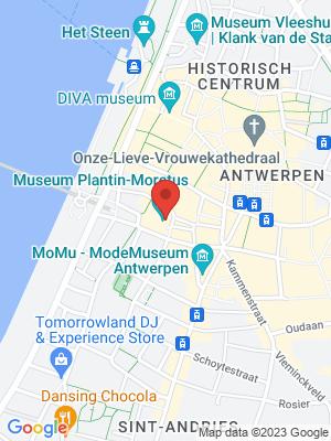 Vrijdagmarkt 22, 2000 Antwerpen