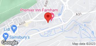 Homebase Farnham location