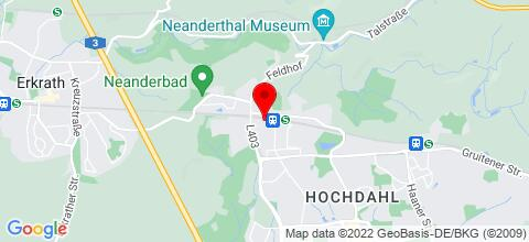 Google Map für Monteurwohnung Schneider