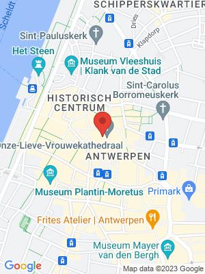 Groenplaats 21, 2000 Antwerpen