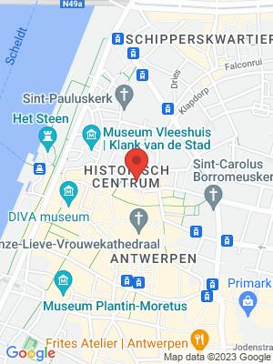 Oude Beurs 27, 2000 Antwerpen