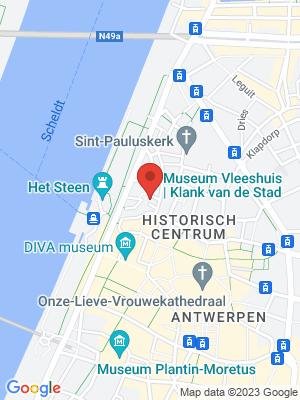 Vleeshouwersstraat 38, 2000 Antwerpen