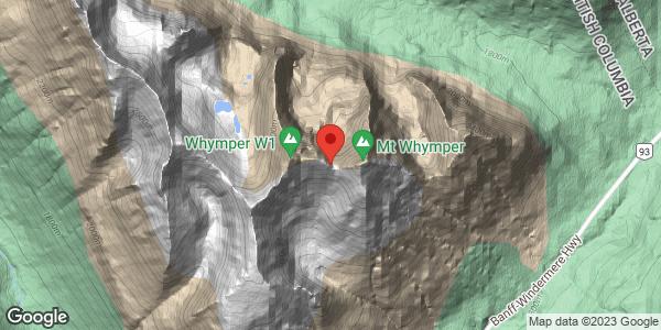 Whymper Col Avalanche