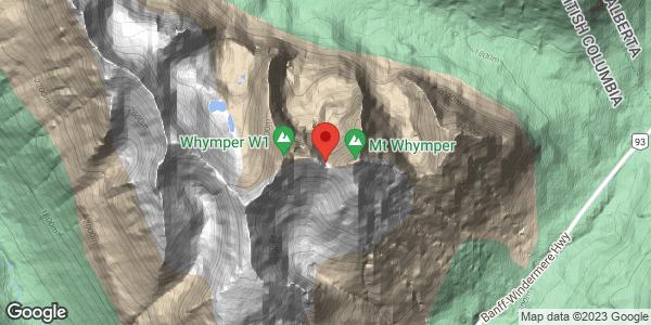 Whymper Col
