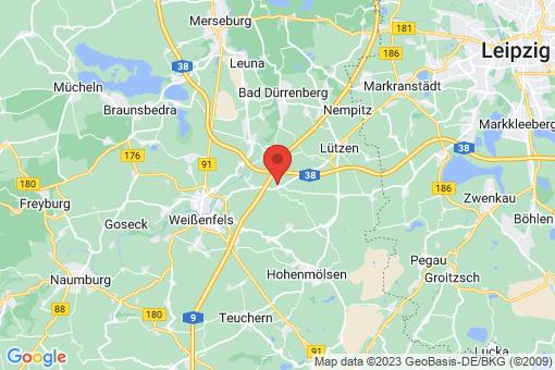 Karte Rippach