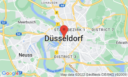 Arbeitsort: Düsseldorf, Düsseldorf