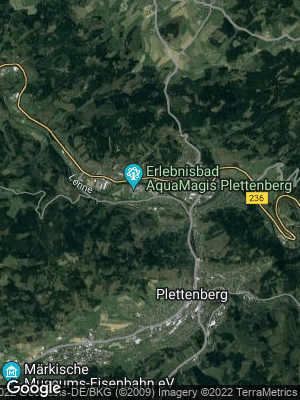 Google Map of Böddinghausen