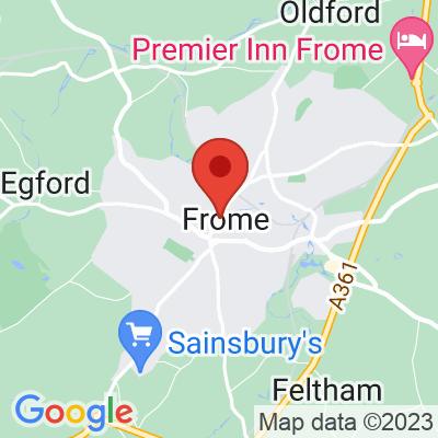 Map showing Frāmā