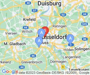 Karte für Freizeitpark Heerdt
