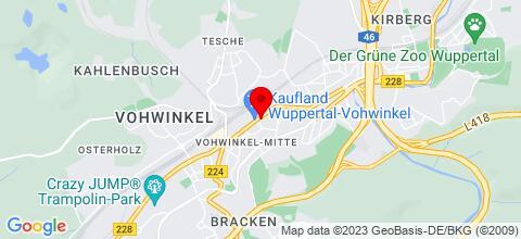 Google Map für Monteur/Messezimmer