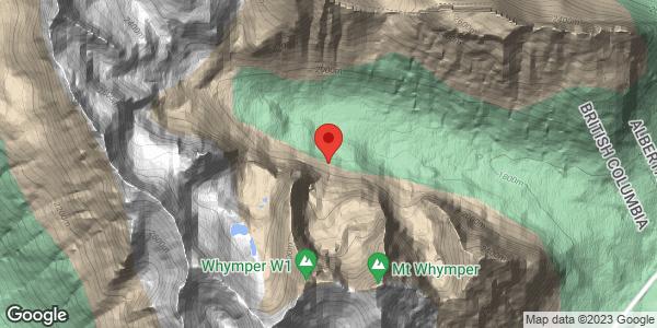 Found Ski Whymper Fan in Chickadee Valley